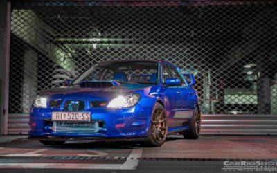 Subaru Impreza 2.65L