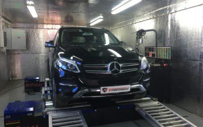 Mercedes GLE 350cdi
