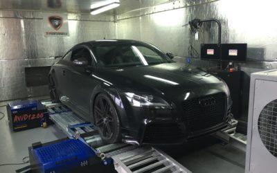 Audi TTRS +