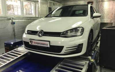 VW Golf 7 GTD