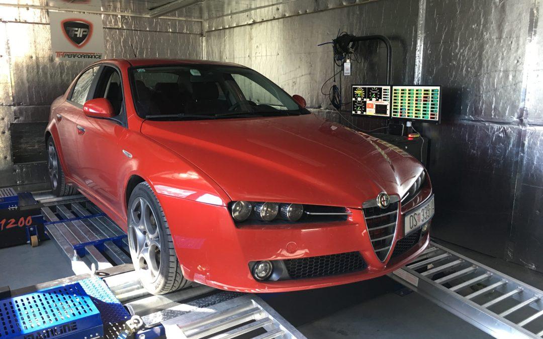Alfa Romeo 159 1.9 JTD