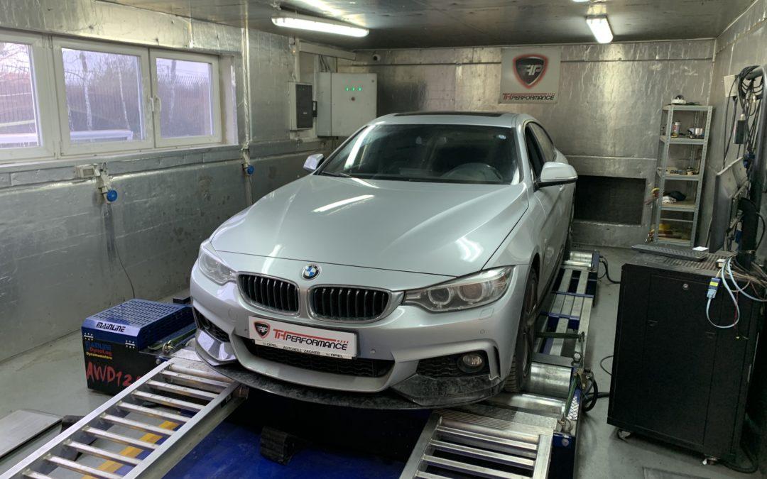 BMW 435xd