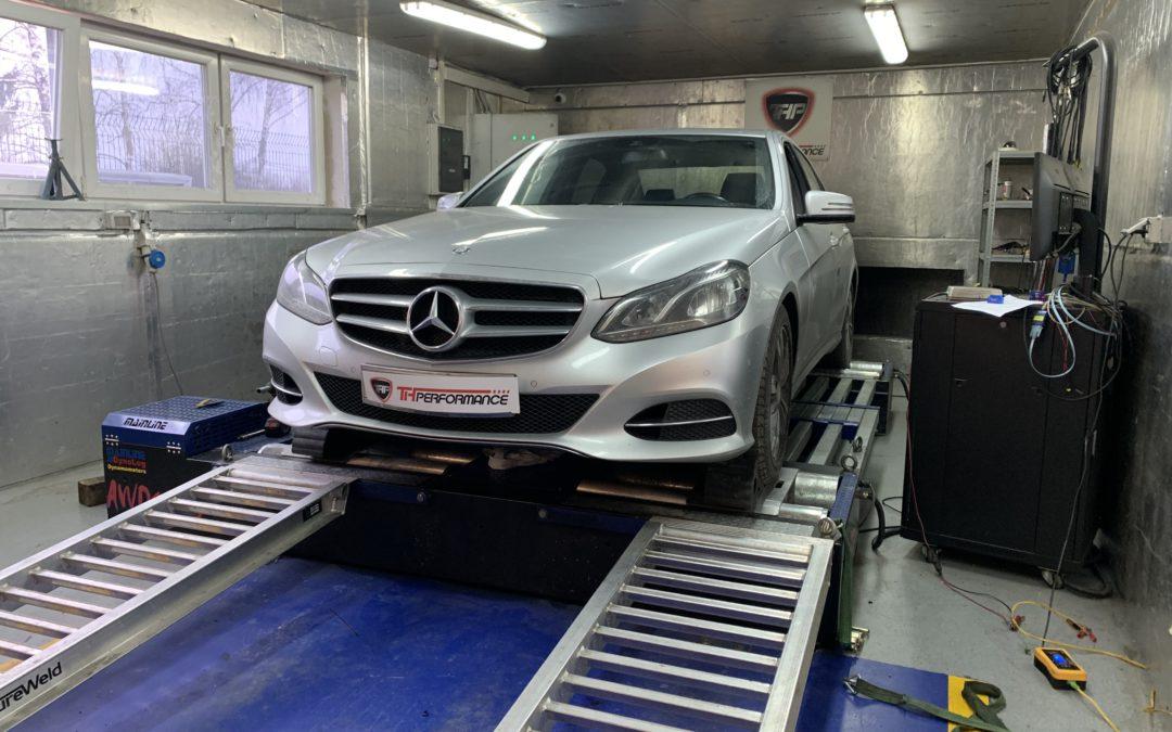 Mercedes E350CDI