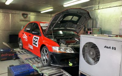 Mitsubishi Evolution 8