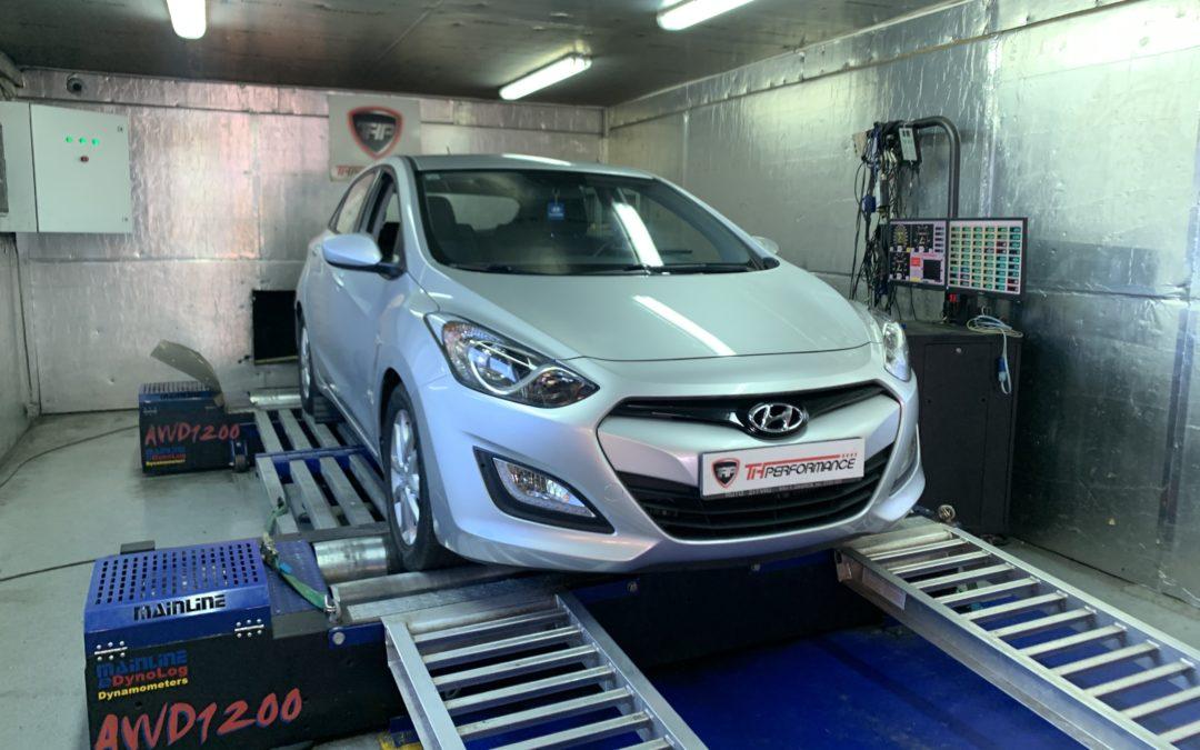 Hyundai I30 1.4crdi