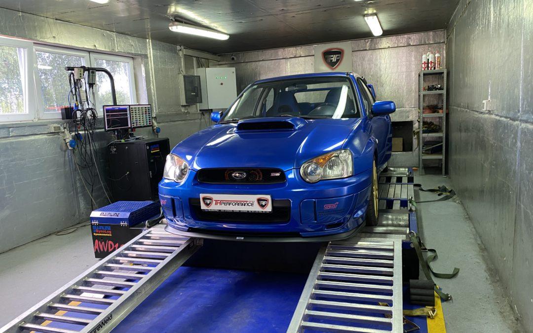 Subaru Impreza 2.0 STI