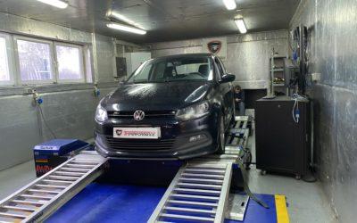 VW Polo 1.2tdi