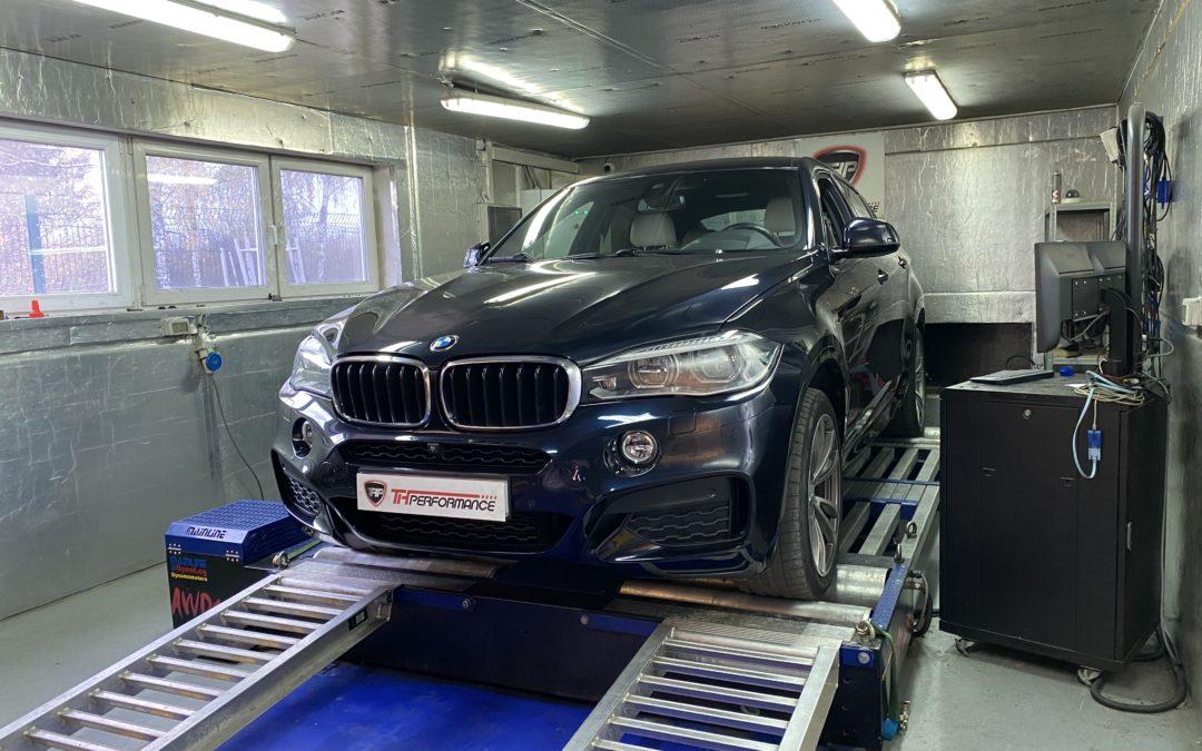 BMW X6 3.0tdi