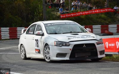 Mitsubishi Evolution X 2.2L