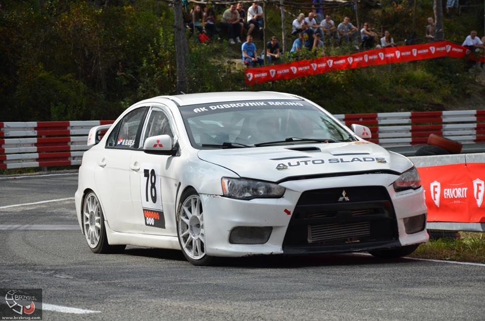Mitsubishi Evolution X 2.2L