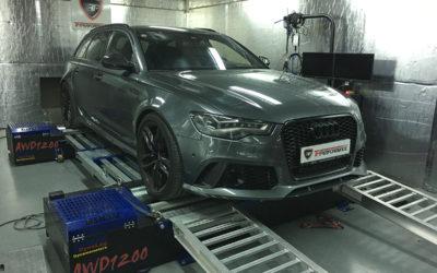 Audi RS6 V8 Biturbo