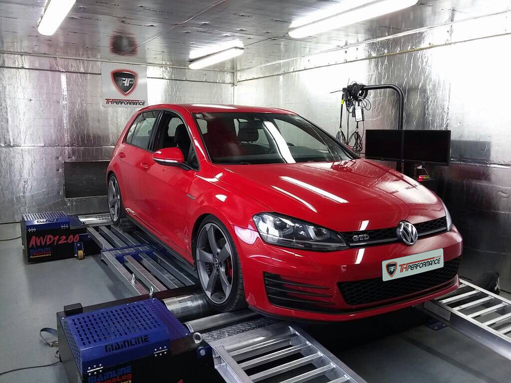 vw golf 7 gtd thp solutions