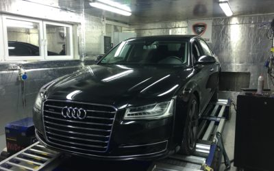 Audi A8 4.2tdi