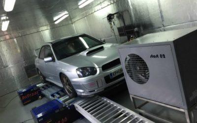 Subaru Impreza STI 2.0 Turbo