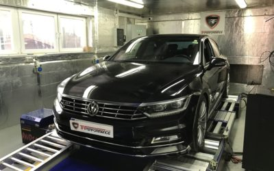 VW Passat 2.0BiTD
