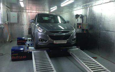 Hyundai IX35 1.7