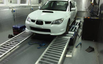 Subaru Impreza STI 2.5