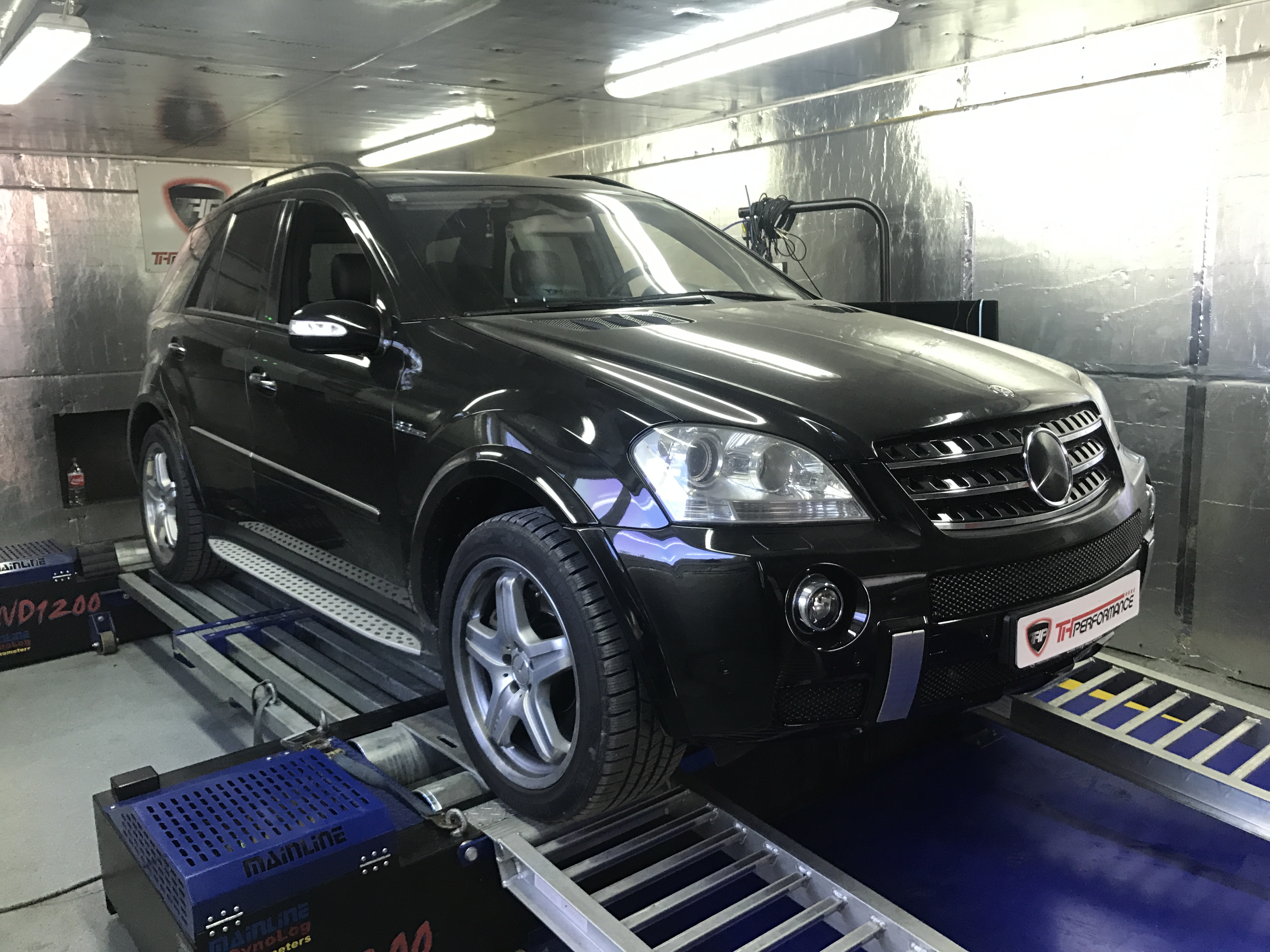 Mercedes Ml63 Amg Thp Solutions