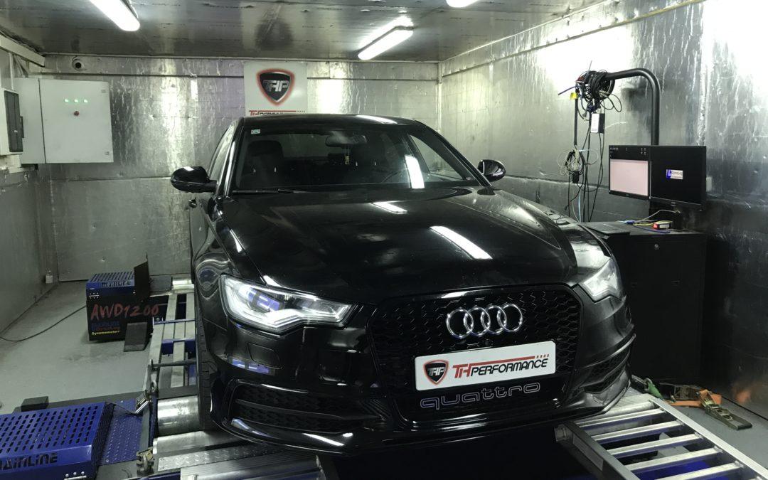 Audi A6 3.0 biturbo