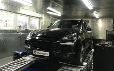 Porsche Cayenne 3.0tdi