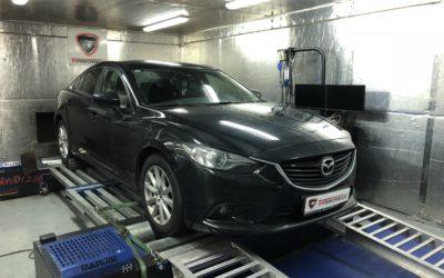 Mazda 6 2.2 Skyactive