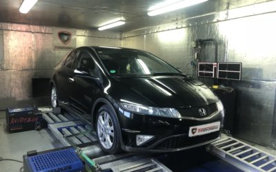 Honda Civic 2.2cdti