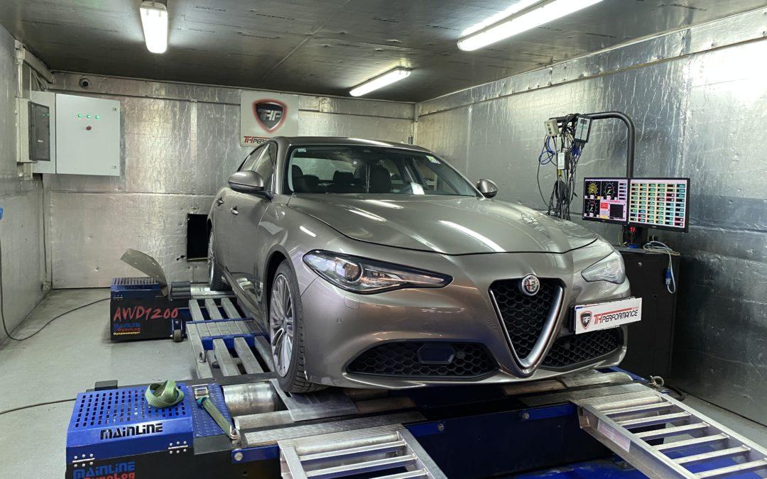 Alfa Romeo Giulia 2.2d
