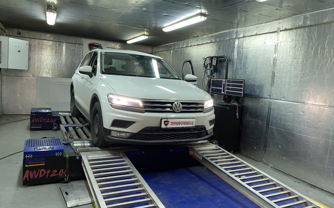 VW Tiguan 2.0tdi